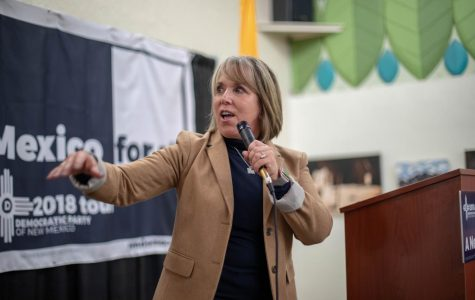 Democratic candidates rally in Las Cruces before midterm elections: Story/Photo Gallery
