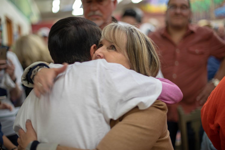 Michelle Lujan-Grisham will be New Mexico's first female Democratic governor.