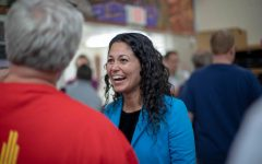 Xochitl Torres Small overtakes the lead in New Mexico's 2nd Congressional District