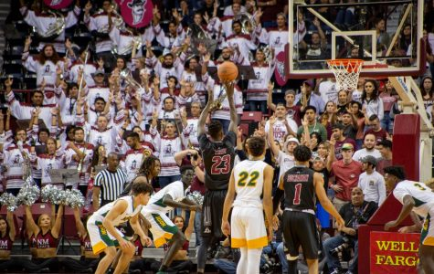 'Panamaniacs' are ready to give NMSU basketball a 6th-man advantage as season begins