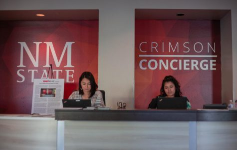 NMSU's Crimson Concierge aids student travel and more