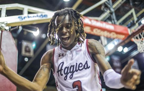 Aggies overcome slow start to take down Seattle for 11th straight victory