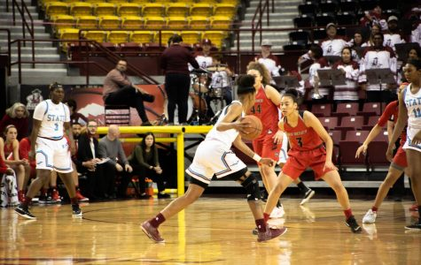 NM State women's basketball pulls off 17-point comeback in blowout win over Seattle