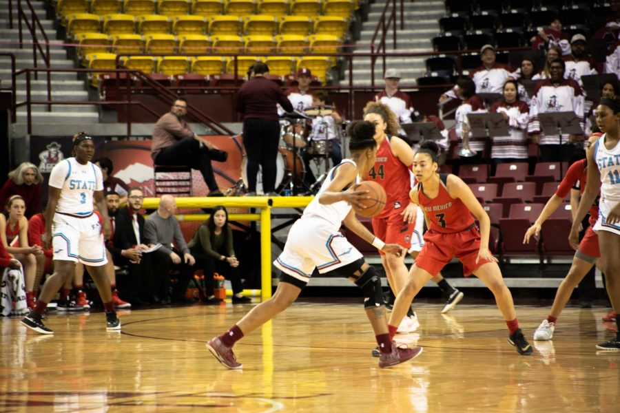 Gia Pack explodes for 30 points and 19 boards in the Aggies' 83-65 win over Seattle.