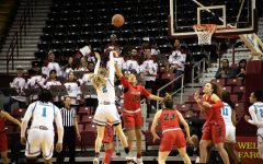 Turnovers cost New Mexico State in loss to Lobos