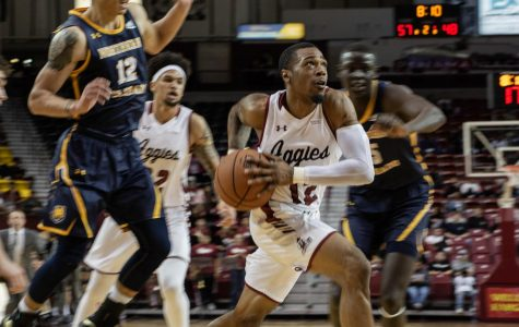 Aggies bounce back against Northern Colorado after extended break