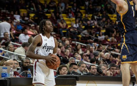 NM State aim to cap off successful road trip with a win at UTRGV