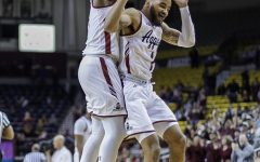 Lights out second half helps NM State come back against CSUB