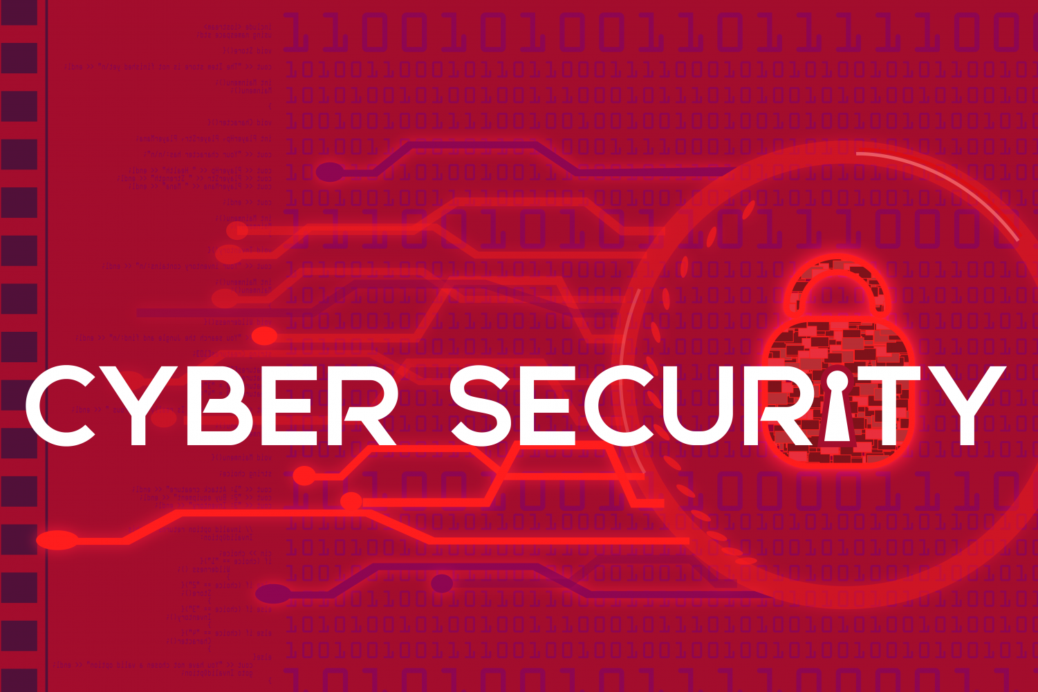 If approved by the State, a Cybersecurity degree will be offered in the Spring of 2020.
