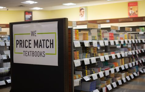NMSU students look to find cheapest textbooks for new semester