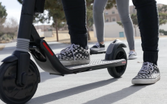 Electric scooters become instant sensation on NMSU's campus