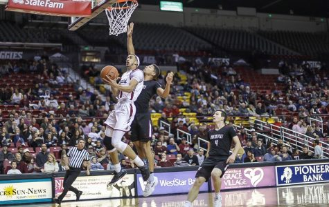 New Mexico State blows out DII Texas A&M International