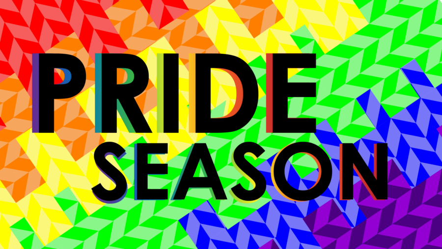 NMSU+kicked+off+Pride+Season+in+January+with+events+to+celebrate+the+LGBT%2B+community.+Events+will+run+throughout+the+semester.+