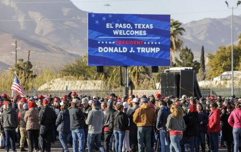 Two sides in El Paso: President Trump's rally vs. Beto O'Rourke's march