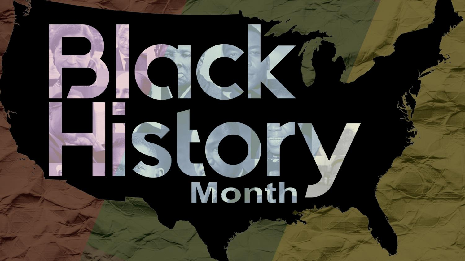 Black History Month celebrates the rich and diverse culture of African-Americans and promotes unity among students.