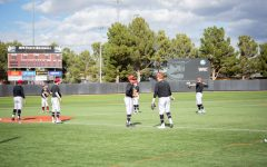 New Mexico State baseball prepares for season-opening series