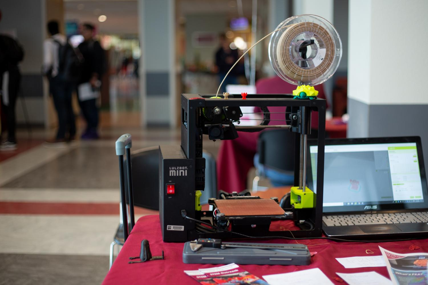 NMSU Information and Technology hosted annual event to promote various technological opportunities on campus.