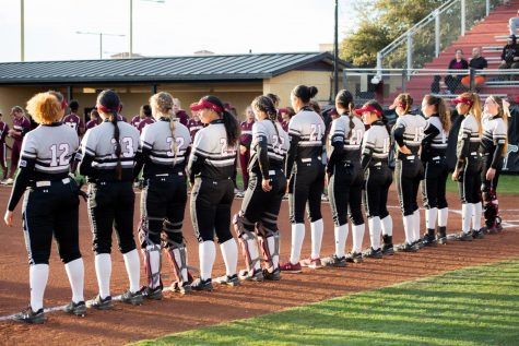 NM State softball impresses in fall play, sets sights on big 2020