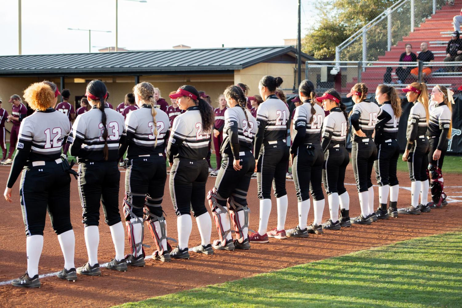 The Aggies lose just three seniors from the 2019 squad, setting themselves up for another successful campaign under Kathy Rodolph.