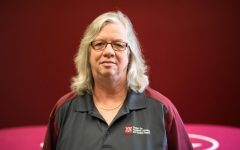 The hidden gem inside NMSU's advising center; Belmont University athletics Hall of Famer Jana Williams
