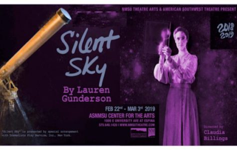 NMSU Theatre Arts 'Silent Sky' production set to open Friday
