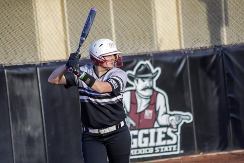 Aggie softball team continues to find identity early in unusual 2021 campaign