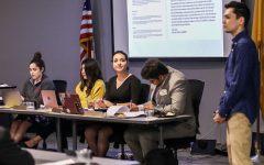 ASNMSU senators speak out on presidential impeachment resolution