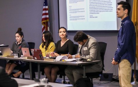 ASNMSU senators speak out on presidential impeachment resolution