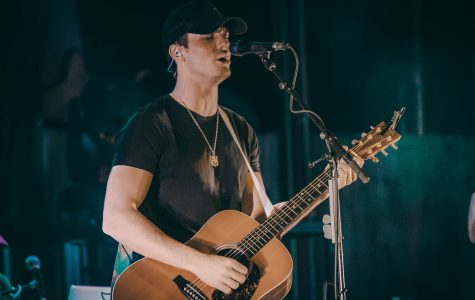Texas country singer, Parker McCollum, to perform at Whiskey Dick's