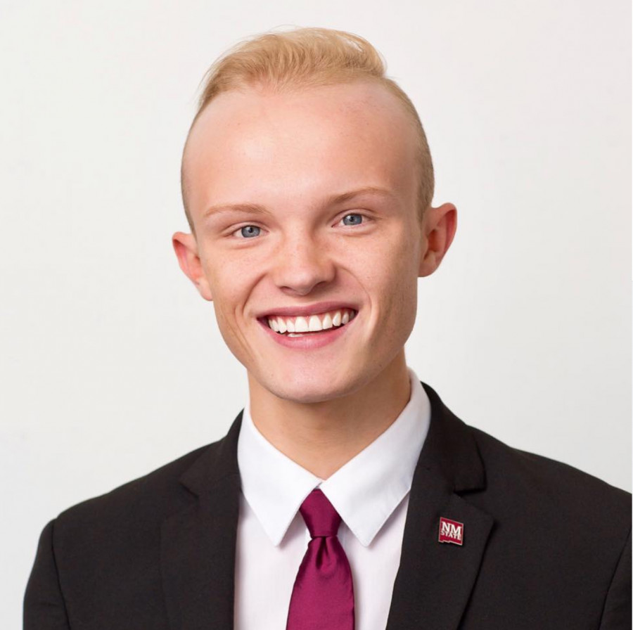 ASNMSU President Emerson Morrow speaks out amidst impeachment Resolution 49.
