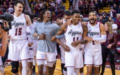 NM State basketball vs CBU: Photo gallery