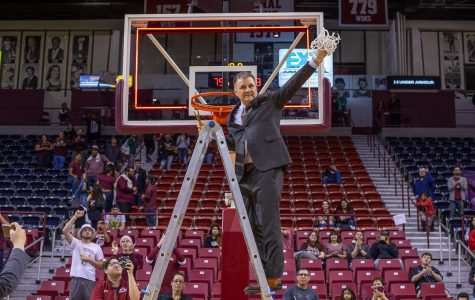 NM State's Chris Jans named WAC Coach of the Year for second-consecutive season