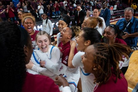 Aggies get Help from Everyone, Win Big