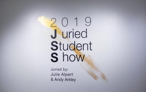 Juried Art Show displays student work