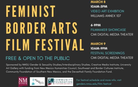 Feminist Border Arts Film Festival to be held this weekend at NMSU