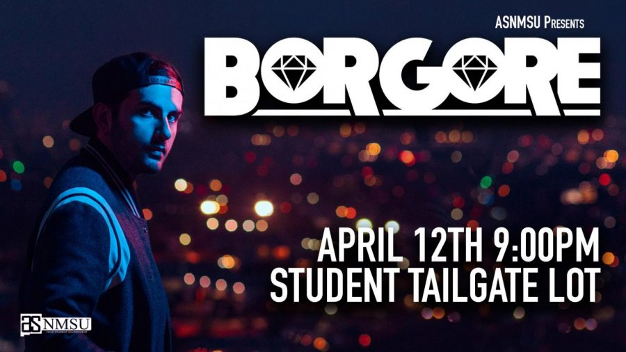 Students+react+to+Borgore+concert+at+NMSU%3A+Video