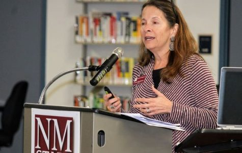 NMSU regent Hutchinson set to resign from Board at end of month
