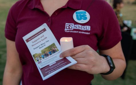 """ASNMSU's """"It's On Us"""" campaign raises sexual assault awareness on campus"""