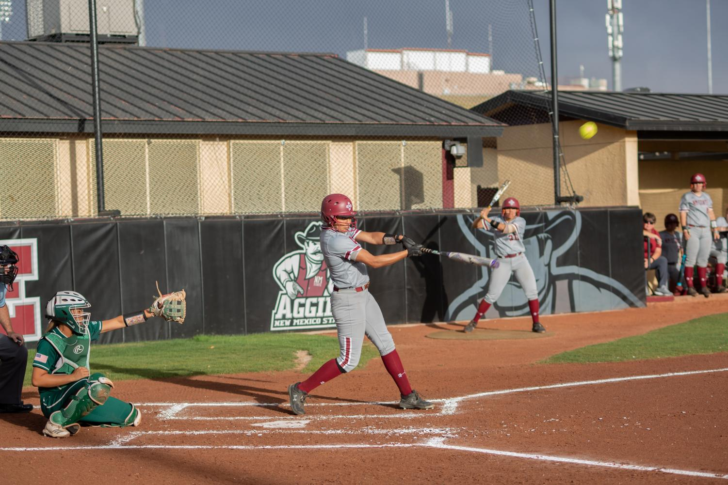 With three weeks left in the regular season, head coach Kathy Rodolph and the Aggies are depending on the contributions of what has been an excellent group of freshmen to propel the program to its fifth consecutive WAC Championship.