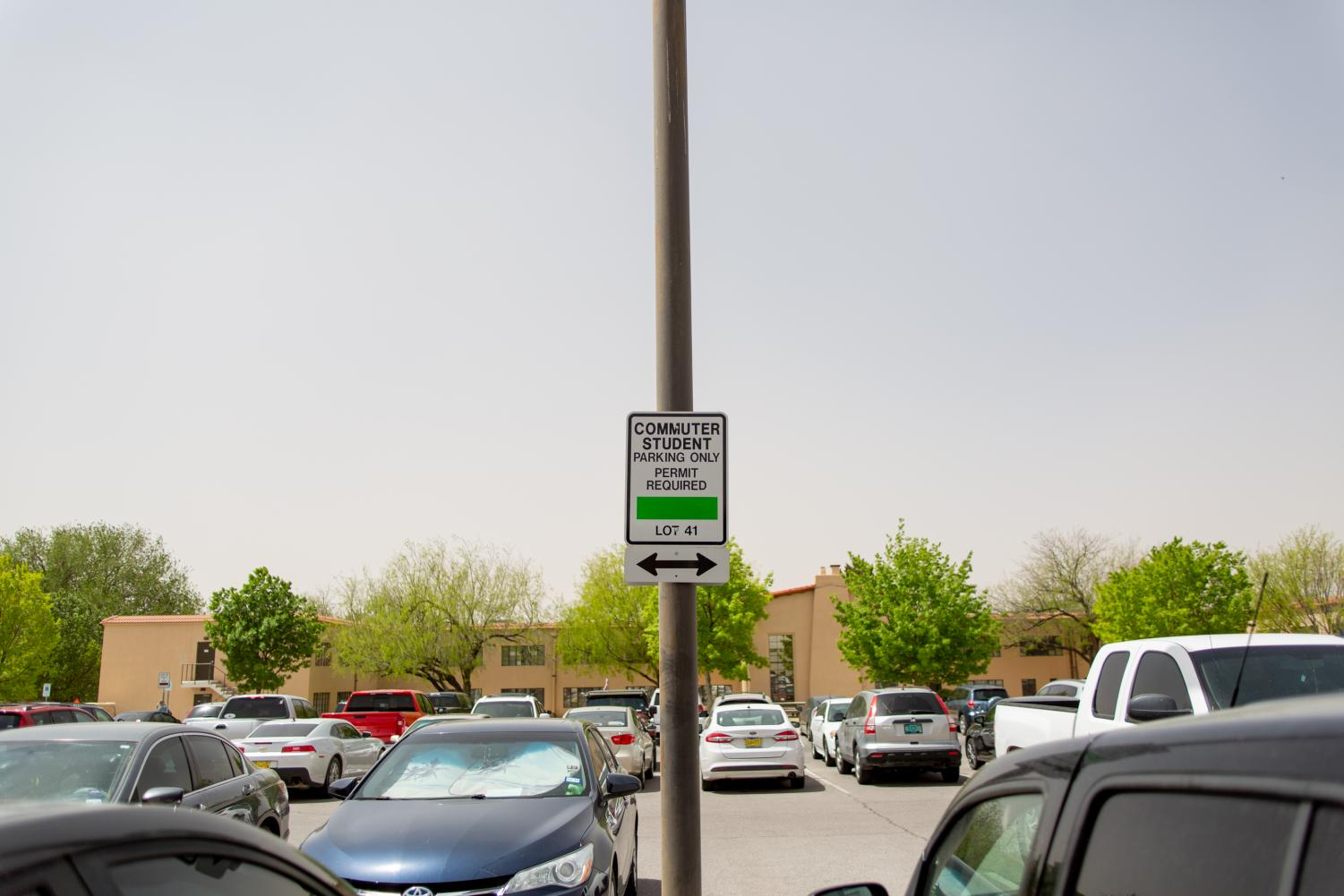 Letter to the editor: Parking is a problem
