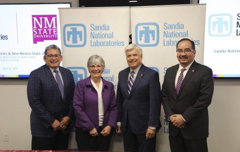 NMSU to extend Sandia Laboratory partnership additional 10 years