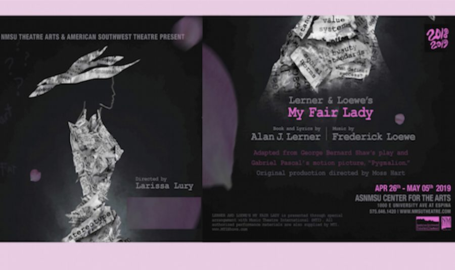 The+My+Fair+Lady+production+will+continue+through+May+5+as+a+tribute+to+the+late+Mark+Medoff.