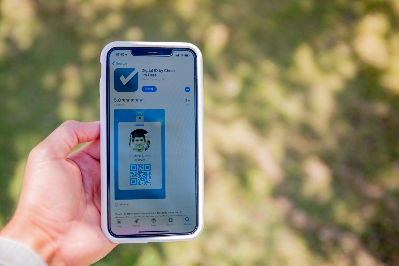Digital ID app will be alternative student ID.