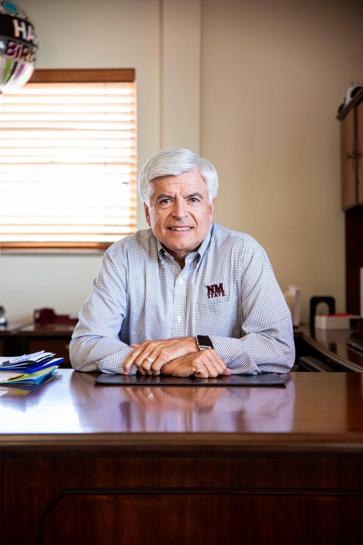 Chancellor Dan Arvizu