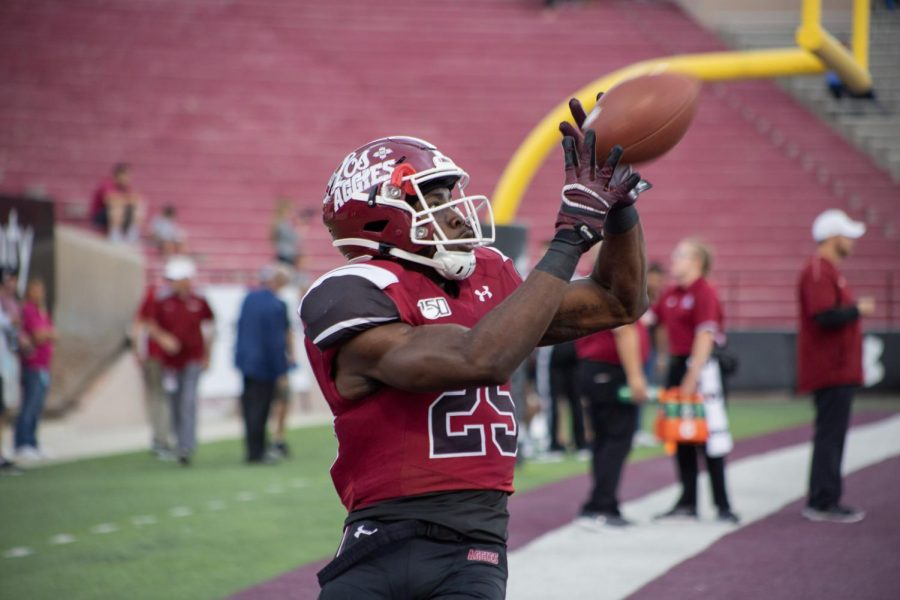 The Aggies look to build off of an offensively excellent showing in their 55-52 loss to UNM last Saturday.