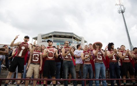 Aggies come up short in sloppy homecoming loss to Liberty