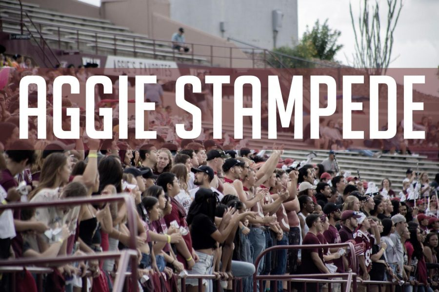 Aggie Stampede is targeted toward college freshmen and sophomores, but is open to all NMSU students.