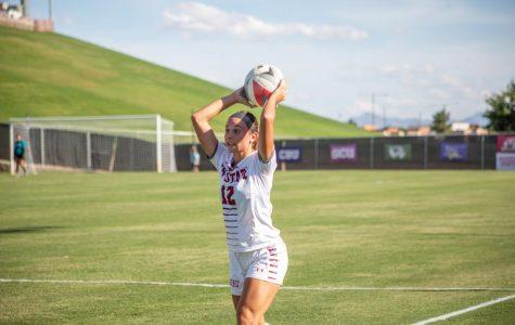 NAU hand New Mexico State soccer third straight loss