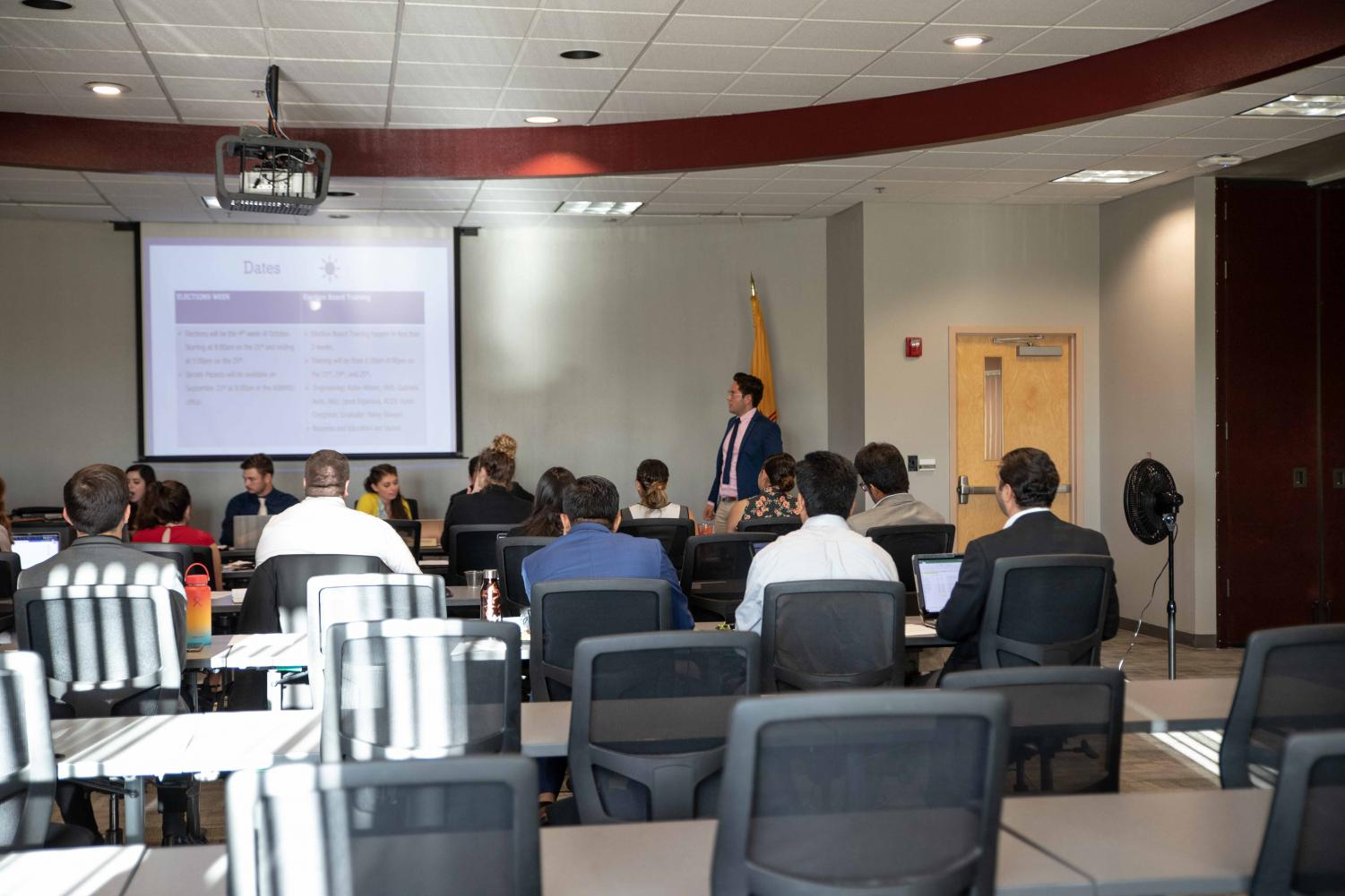 ASNMSU senators passed a resolution Nov. 7 addressing the lack of resources on campus available for Spanish speaking students and others in the NMSU community.