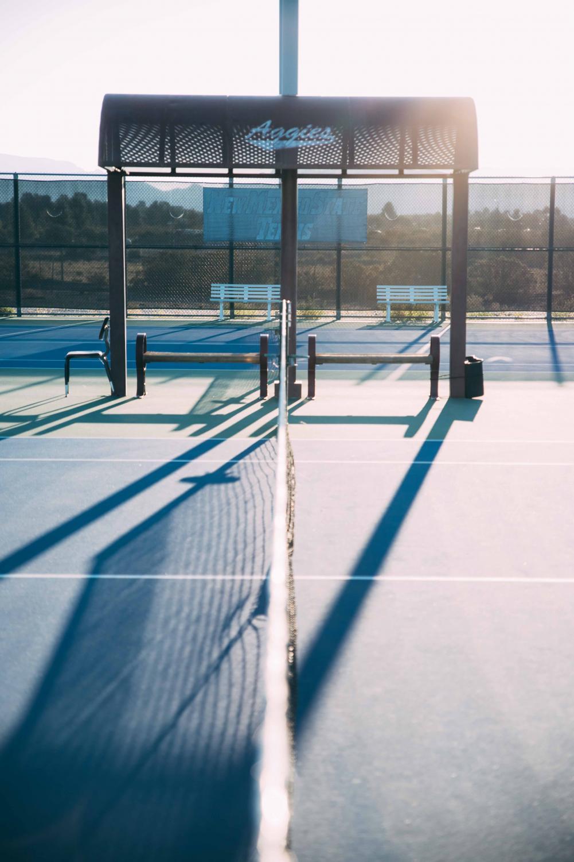 NMSU Tennis Courts